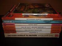 Video game Guide Books