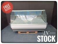 OFELIA 200cm Serve Over Counter Meat Display Fridge Butcher N3913 £2067+VAT