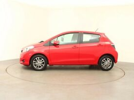 TOYOTA YARIS VVT-I ICON PLUS (red) 2014