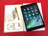Apple iPad Mini 2 32GB, Grey, WiFi + Cellular, Unlocked, +WARRANTY, NO OFFERS
