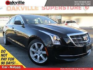2015 Cadillac ATS 2.5L | ONLY 6059 KM's | ACCIDENT FREE | LEATHE