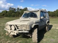 Land Rover discovery 1 ultimate beast off-road never fails