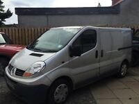 *** Renault traffic 2007 90k spaires or repairs swap px ***