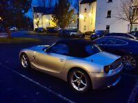 BMW, Z4, Convertible, 3 litre