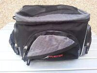 Avenir Bicycle Handlebar Bag – Black & Grey – Very Good Condition