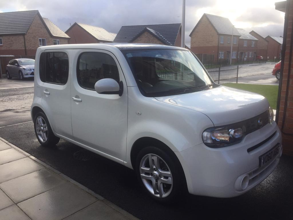 Nissan 2010 nissan cube : 2010 Nissan Cube Kaizen 1.6 Petrol Manual | in Widnes, Cheshire ...