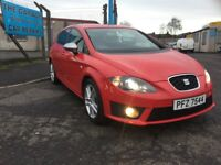2012 SEAT LEON 2.0 TDI FR CR 140 BHP VW GOLF