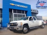 2013 Chevrolet SILVERADO 3500HD LTZ DIESEL DUALLY LEATHER 4X4!!!