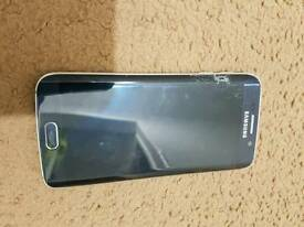 Selling samsung galaxy s6 edge.