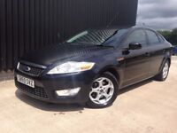 2010(59) Ford Mondeo 1.8 TDCi Zetec 5dr Half Leather Diesel 12 Months MOT 1 Month Warranty May PX