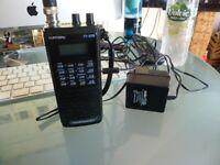 YUPITERU | Handheld Air Band Radio Scanner Aviation Receiver | VT - 125II