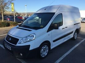 2007 FIAT SCUDO 2.0 HDI M-JET 120 LWB HIGH ROOF / LONG MOT / PX WELCOME / NO VAT / WE DELIVER