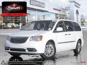 2016 Chrysler Town & Country Touring Leather|Dual DVD|Nav|Back U