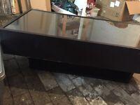 Ikea Ramvik Dark Brown Coffee Table