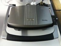 Toastie and panini maker for sale