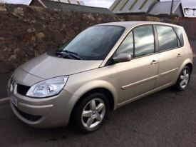 2007 renault scenic extreme 1.6 mpv.one owner /full history/12 months mot /warranty