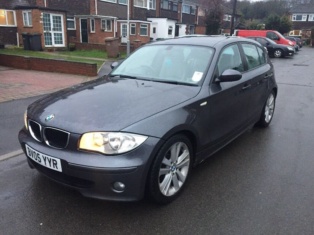 2005 BMW 120d m sport diesel manual hpi clear leather seats | in ...