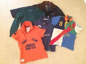 Joules bundle of boys clothes