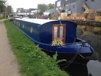 57ft x 10ft Collingwood Widebeam boat