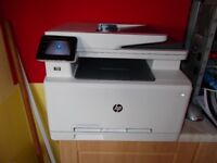 HP mfp M277n printer scanner copier COLOUR LASER
