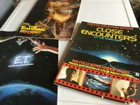 Collectors Editions - ET / The Towering Inferno / close Encounters.