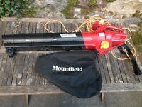 Mountfield Electric Blower Vac BE2800W