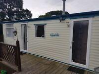 2 bedroom static caravan Bradley Burn Caravan Park Weardale DL13 3JH