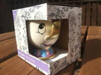 Chip cup Beauty and the beast RARE
