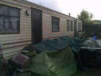 Willerby Leven mobile home offered