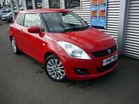 SUZUKI SWIFT 1.2 SZ4 3d 94 BHP (red) 2011