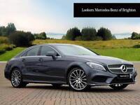 Mercedes-Benz CLS CLS220 D AMG LINE PREMIUM (grey) 2016-06-30