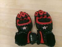 Gents Motorcycle Gloves