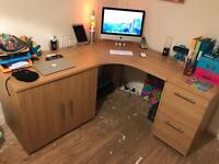 Corner desk for sale