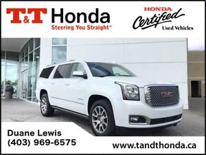 2016 GMC Yukon XL *C/S*Denali* Navi, Rear Camera, Leather Interi