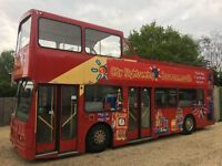 Looking for Storage for double decker bus within 20 miles of Ringwood.