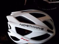 Northwave Cycling Helmet - As New - Used only 4 times