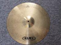 """Mapex 20"""" Ride Cymbal"""