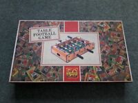 Panini table football game - brand new, never been assembled