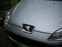 Peugeot, 407, Estate, 2005, Manual, 1560 (cc), 5 doors