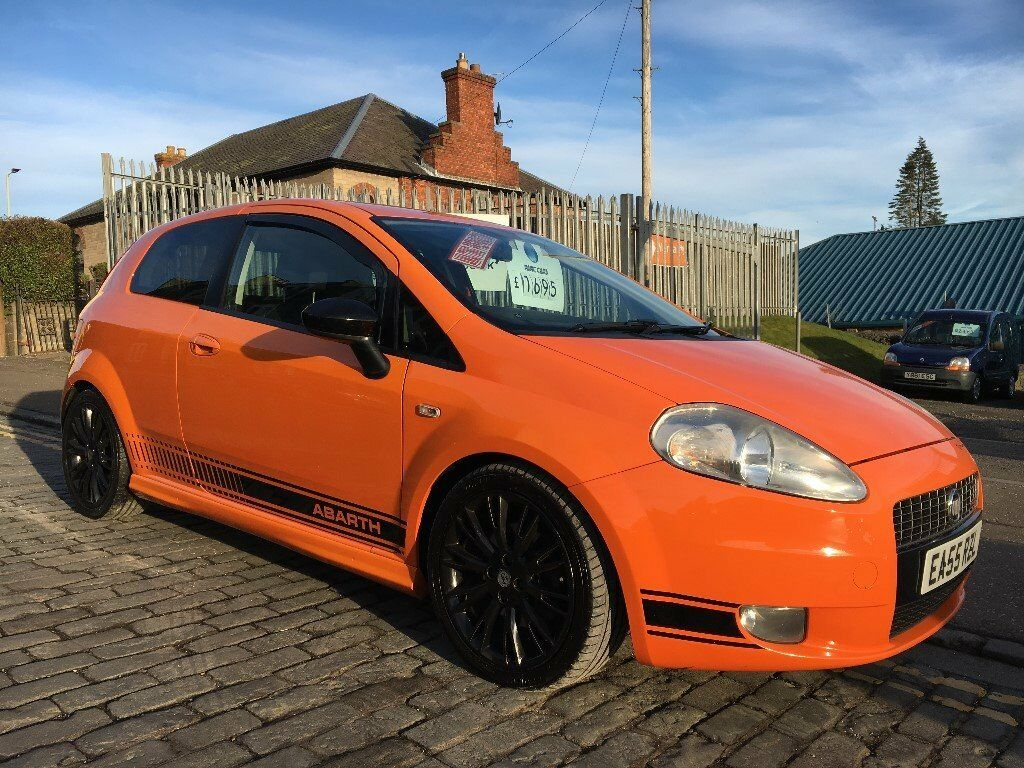 punto local evo uk sale cars sheffield south for motors yorkshire co fiat used in