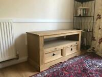 Cabinet tv table