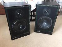 Heybrook HB1 speakers