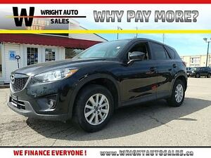 2013 Mazda CX-5 GS| SUNROOF| BACKUP CAM| BLUETOOTH| 76,996KMS