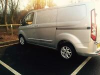 Ford Transit Custom ltd 125bhp