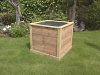 Quality Large Garden Planter with Liner