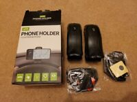 car phone holder clips