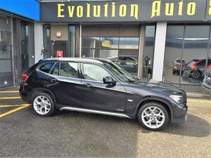 2012 BMW X1 REDUCED XDRIVE 72KM SPORT PACKAGE