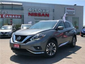 2018 Nissan Murano SL AWD | NAVI| 360 CAM| MOONROOF| LEATHER| BO