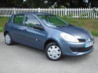 2006 (56) Renault Clio 1.2 16v Expression   12 MONTHS MOT   2 KEYS   1 OWNER   HPI CLEAR  