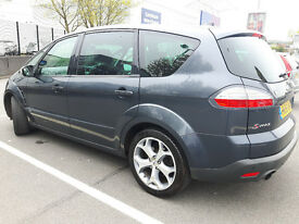 2006 Ford S-max Titanium 2.5 petrol | 5 door 7 seater MPV | 0-60mph in 7.4secs